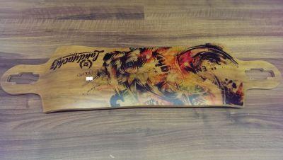 Longboard zum Freeride 2
