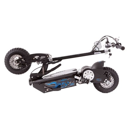 SXT1000 TURBO E-SCOOTER SCHWARZ LiFePo4