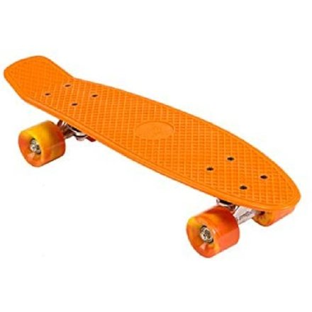 Streetsurfing Cruiser Beach Board, Orange, 500212