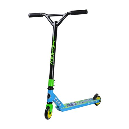 Maui and Sons Stuntscooter Twister Black/Blue
