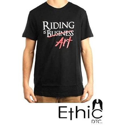 Ethic DTC Ride is an Art T-Shirt S