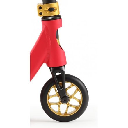 Blunt Prodigy S4 Stuntscooter Red/Gold