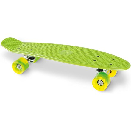 Streetsurfing Cruiser Beach Board, Green, 500211