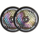 Root Industries 110 mm Honeycore Scooter Wheels Neochrome