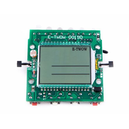 SXT Light LCD-Display (neuere Generation) LCD-Display (neuere Generation)