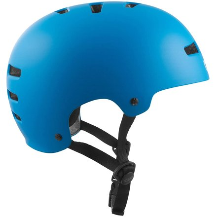 TSG Helm Evolution Solid Color, Satin Dark Cyan, L/XL