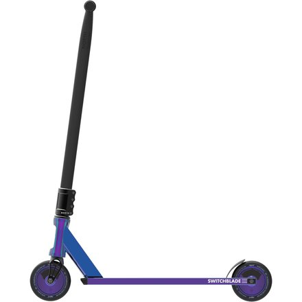 North Switchblade Stunt Scooter 2020 oilslick & Black