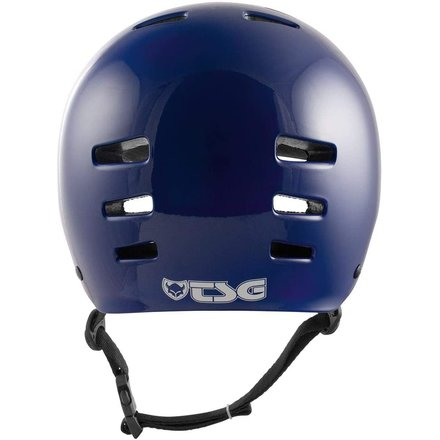 TSG BMX/Dirt Helm Evolution Blau Gr. L/XL