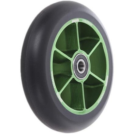 Anaquda Blade Stunt Scooter Rolle Wheel RS 110 mm Black/Green