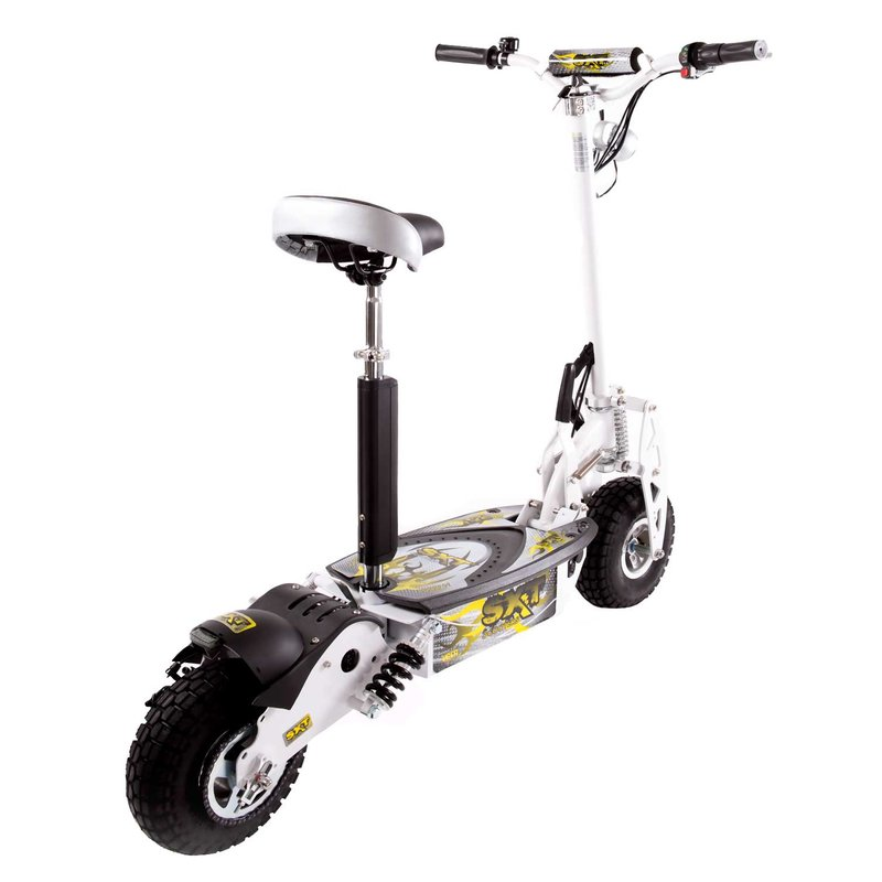 sxt 1000 watt scooters elektroroller 36v 20ah lifepo4. Black Bedroom Furniture Sets. Home Design Ideas