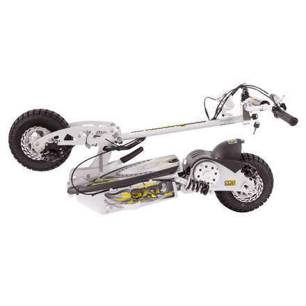 sxt 1000 watt scooters elektroroller 36v 20ah lifepo4. Black Bedroom Furniture Sets. Home Design Ideas